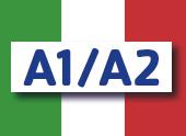 Italienisch Einstufungstest - A1/A2
