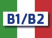 Italienisch Einstufungstest - B1/B2