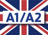 Englisch Einstufungstest - Sprachniveau A1/A2